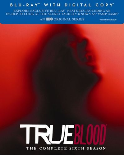 True Blood: The Complete Sixth Season [4 Discs] [Includes Digital Copy] [Blu-ray] 5719065