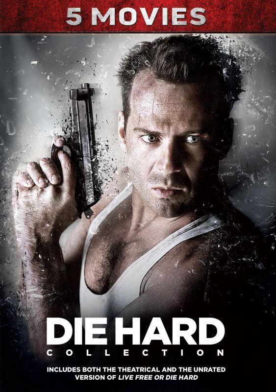 Die Hard: 5-Movie Collection [5 Discs] [DVD] 5721511