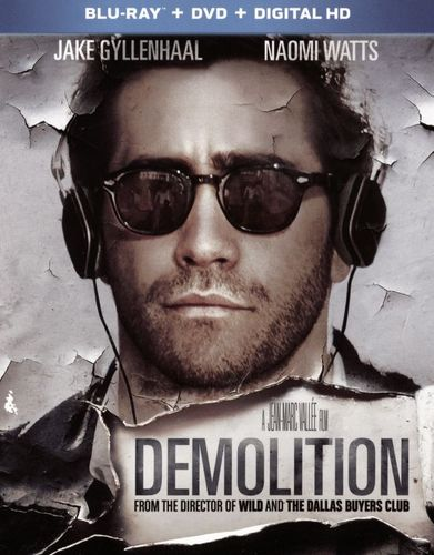 Demolition [Blu-ray] [2016] 5721732