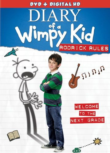 Diary of a Wimpy Kid: Rodrick Rules [DVD] [2011] 5721802