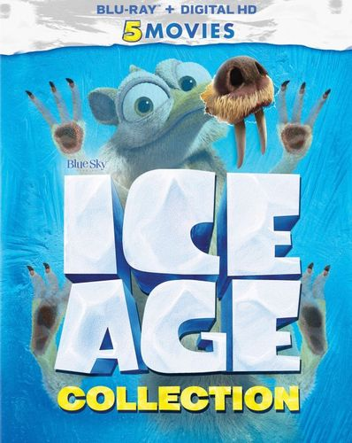 Ice Age: 5-Movie Collection [Blu-ray] [5 Discs] 5721807
