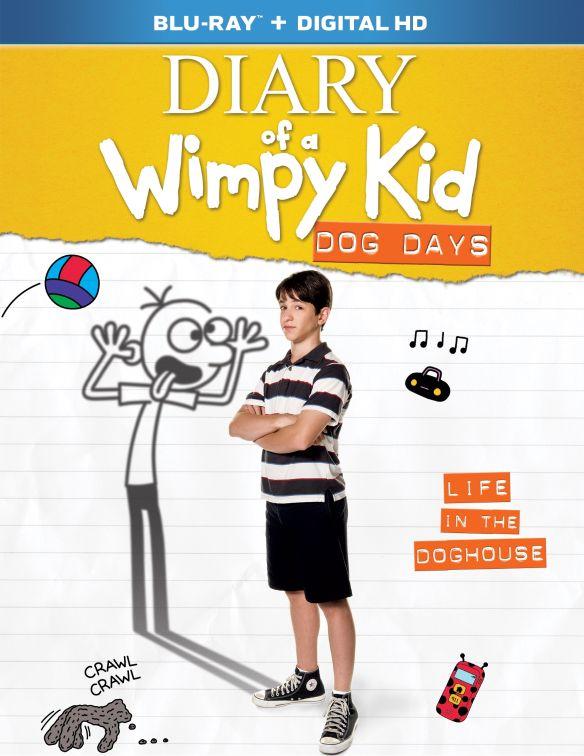 Diary of a Wimpy Kid: Dog Days [Blu-ray] [2012] 5721808