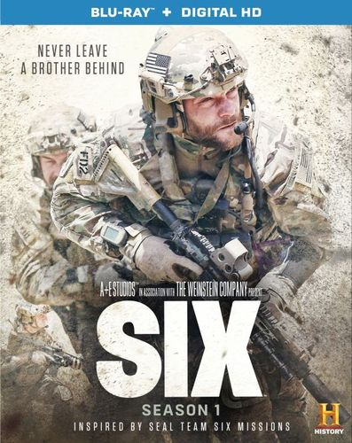 Six: Season 1 [Blu-ray] [2 Discs] 5721931
