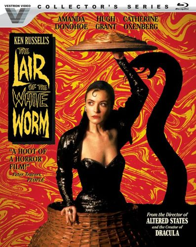 The Lair of the White Worm [Blu-ray] [1988] 5721933