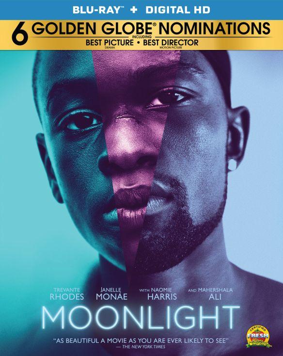 Moonlight [Blu-ray] [2016] 5721936