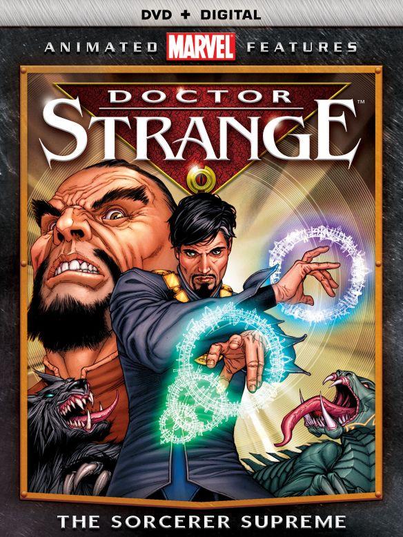 Doctor Strange: The Sorcerer Supreme [DVD] [2007] 5722103