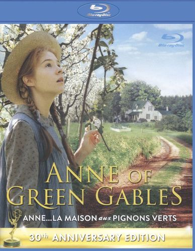 Anne of Green Gables [30th Anniversary] [Blu-ray] [1985] 5722201
