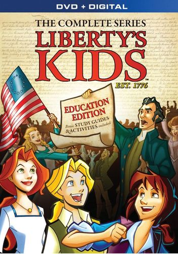 Liberty's Kids: The Complete Series [3 Discs] [DVD] 5722700