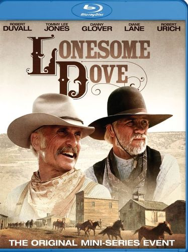Lonesome Dove [Blu-ray] [2 Discs] [1989] 5722703