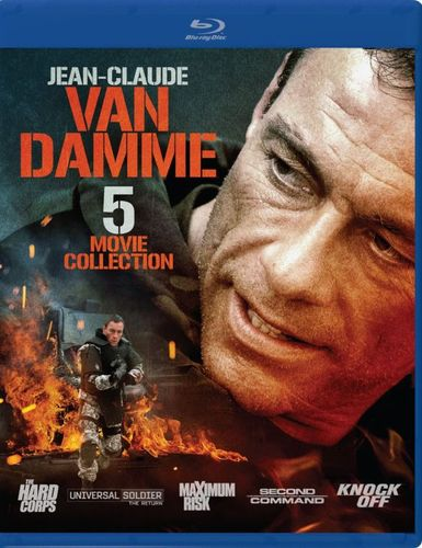 Jean-Claude Van Damme: 5 Movie Collection [Blu-ray] [2 Discs] 5722704