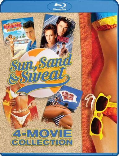 Sun, Sand and Sweat: 4-Movie Collection [Blu-ray] [2 Discs] 5722706