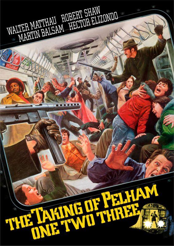 The Taking of Pelham One Two Three [DVD] [1974] 5722762