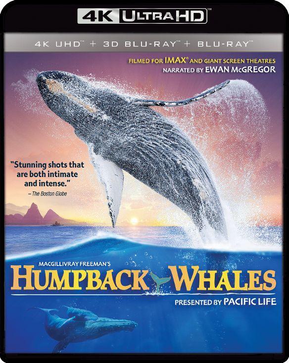 Humpback Whales [Includes Digital Copy] [4K Ultra HD Blu-ray/Blu-ray] [2015] 5723345