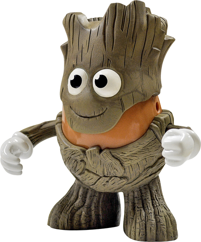 PPW Toys - PopTaters Marvel - Groot Mr. Potato Head