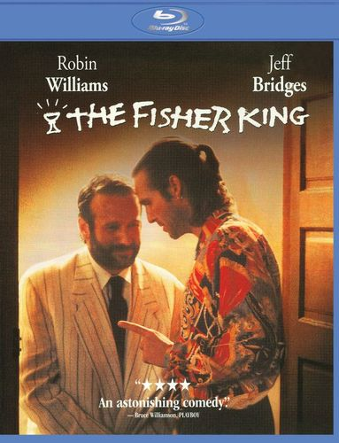 The Fisher King [Blu-ray] [1991] 5725000