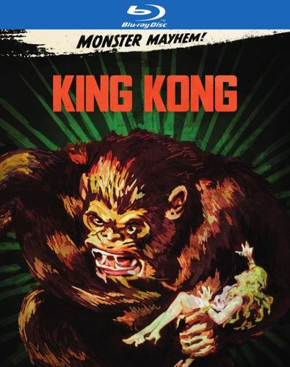 King Kong [Blu-ray] [1933] 5725104