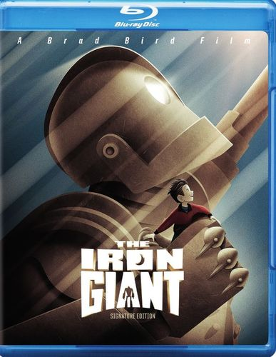 The Iron Giant: Signature Edition [Blu-ray] [2015] 5725113