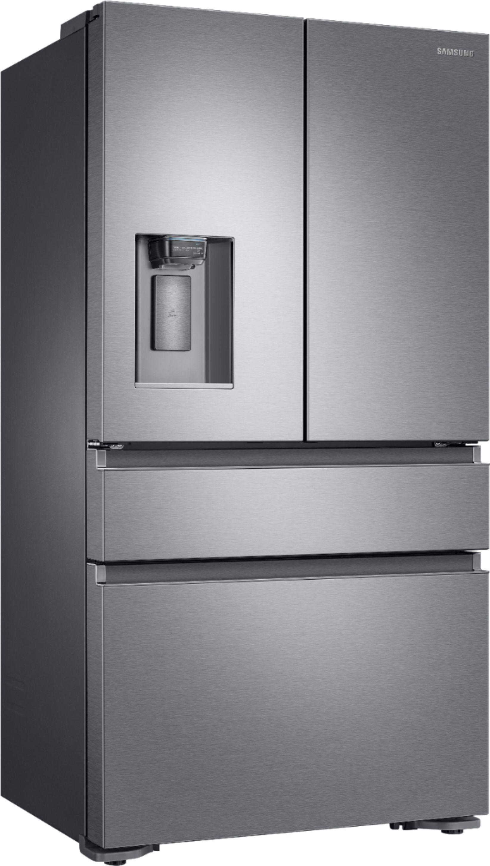 ... Samsung RF23M8070SR 22.6 Cu. Ft. 4 Door French Door Counter Depth  Refrigerator ...