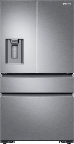 Samsung 22 6 Cu Ft 4 Door French Counter Depth Refrigerator