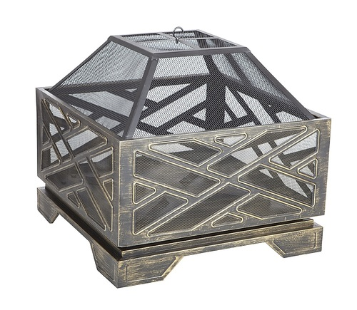 Catalano Square Fire Pit - Fire Sense