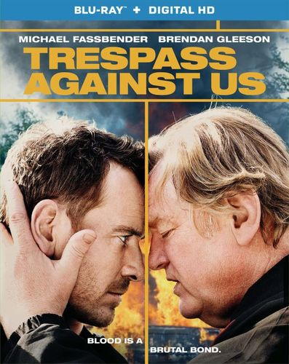 Trespass Against Us [Blu-ray] [2016] 5730503