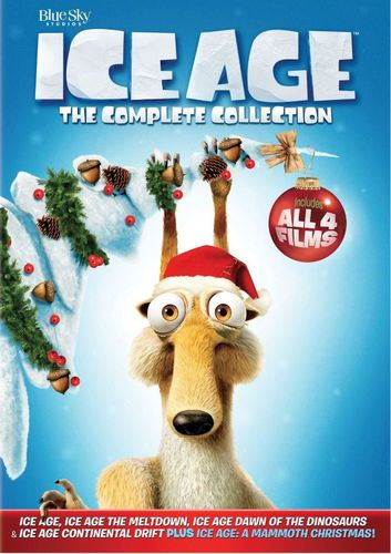 Ice Age: The Complete Collection [5 Discs] [DVD] 5730505
