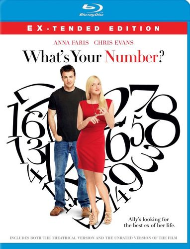 What's Your Number [Blu-ray] [2011] 5730512