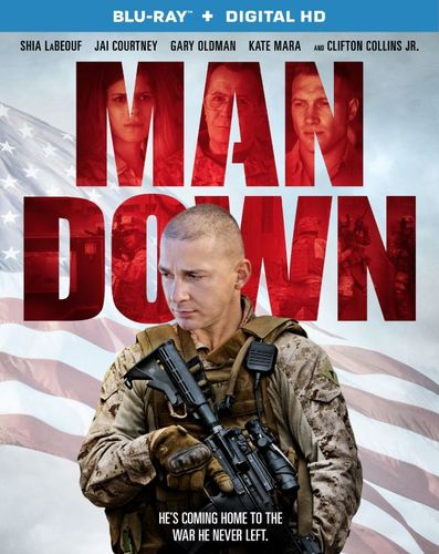 Man Down [Blu-ray] [2015] 5730516