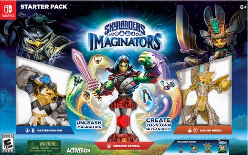 Skylanders Imaginators Starter Pack - Nintendo Switch 5730926