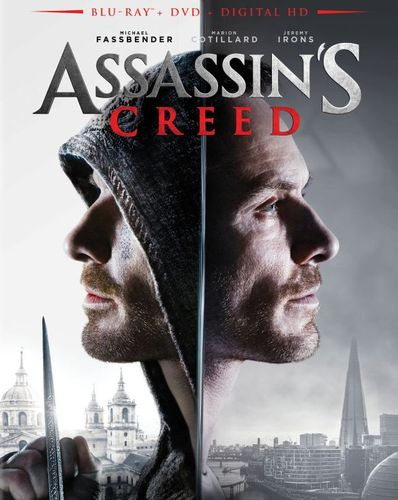 Assassin's Creed [Includes Digital Copy] [Blu-ray/DVD] [2016] 5732332