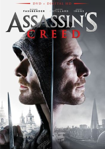 Assassin's Creed [Includes Digital Copy] [DVD] [2016] 5732333