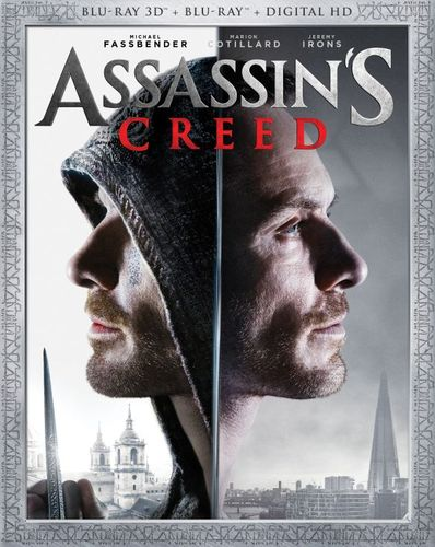 Image of Assassin's Creed [Includes Digital Copy] [3D] [Blu-ray] [Blu-ray/Blu-ray 3D] [2016]