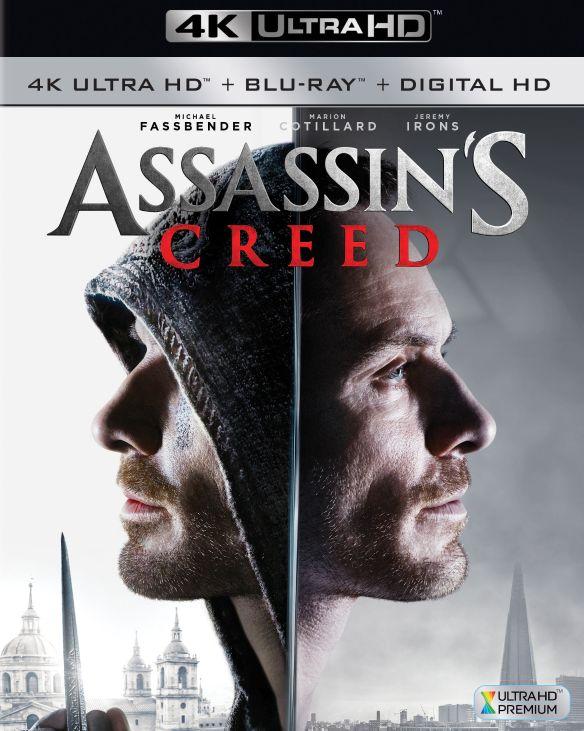 Assassin's Creed [Includes Digital Copy] [4K Ultra HD Blu-ray/Blu-ray] [2016] 5732336