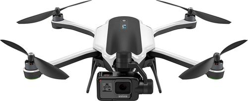 GoPro - Karma Quadcopter with HERO5 Black - Black/White