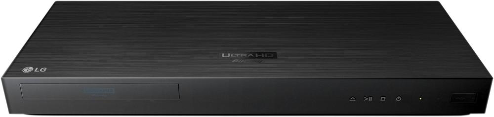 LG UP970 4K Ultra HD 3D Wi-Fi Built-In Blu-Ray Player Black UP970