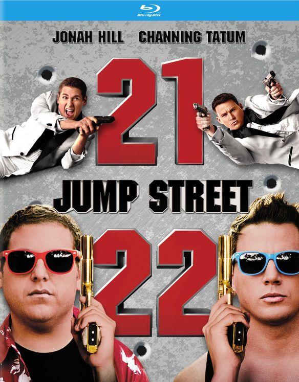 21 Jump Street/22 Jump Street [Blu-ray] [3 Discs] 5733703