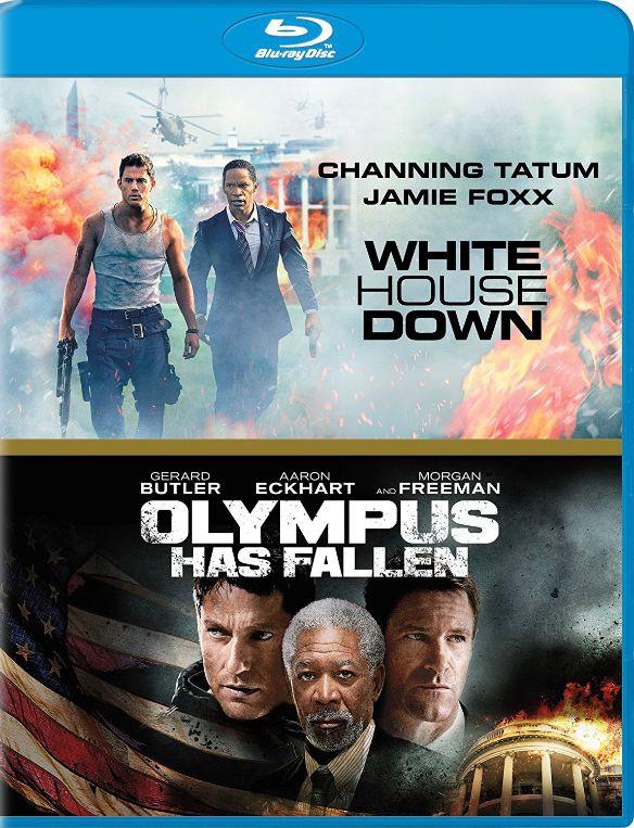 Olympus Has Fallen/White House Down [Blu-ray] [2 Discs] 5733705