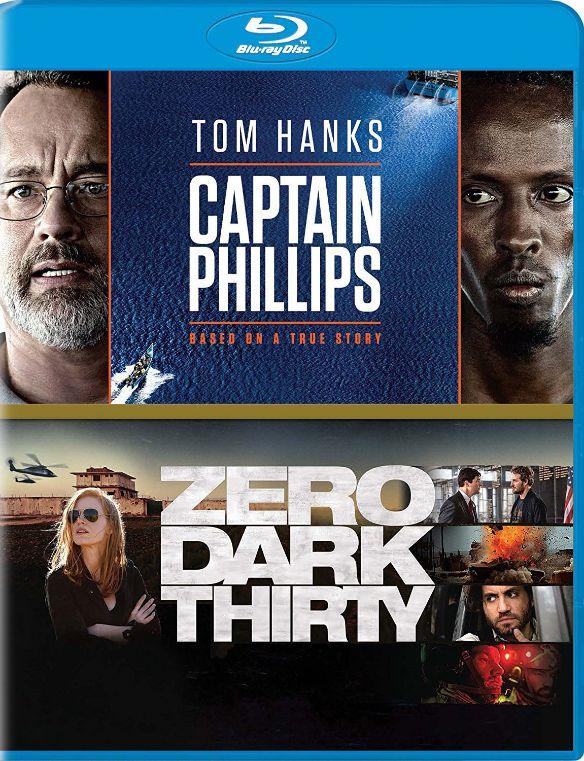 Captain Phillips/Zero Dark Thirty [Blu-ray] [2 Discs] 5733706