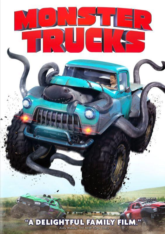 Monster Trucks [DVD] [2016]