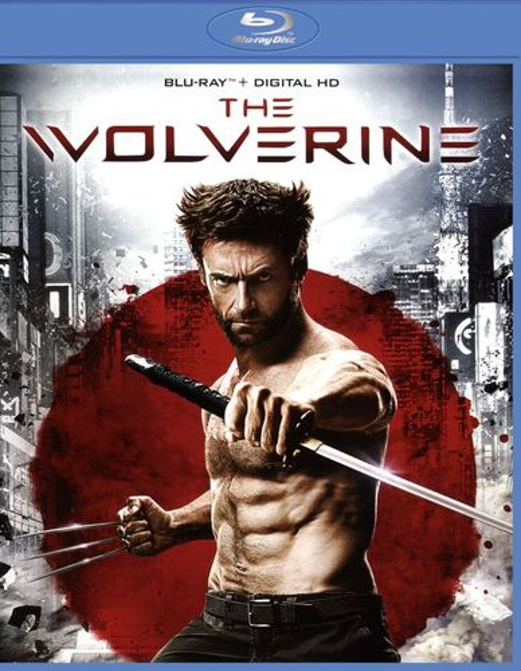 The Wolverine [Blu-ray] [2013] 5734408