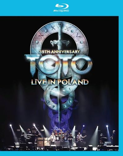 35th Anniversary: Live in Poland [Blu-Ray] [Blu-Ray Disc] 5736005