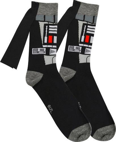 Star Wars - Darth Vader Socks - Black