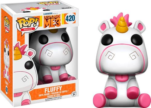 Funko - POP! Movies: Despicable Me 3 - Fluffy 5740501