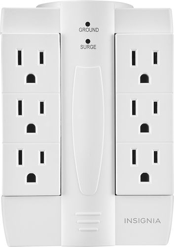 Insignia™ - 6-Outlet...