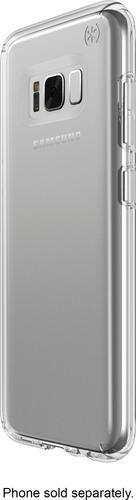 Speck Presidio Case for Samsung Galaxy S8 Plus, Clear/Clear