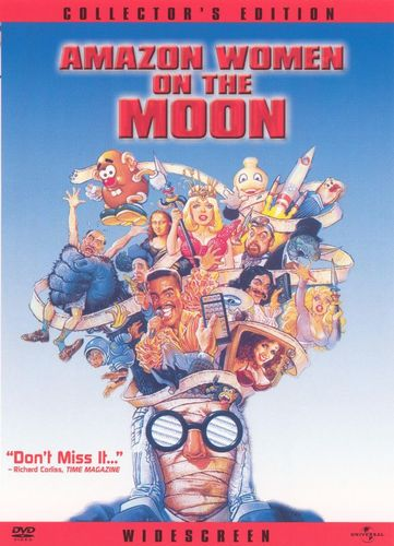 Amazon Women on the Moon [Collector's Edition] [DVD] [1987] 5745429