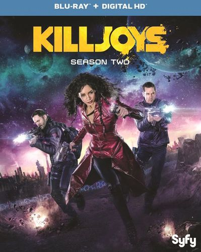Killjoys: Season Two [Includes Digital Copy] [UltraViolet] [Blu-ray] [2 Discs] 5746401