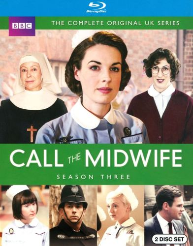 Call the Midwife: Season Three [2 Discs] [Blu-ray] 5747064