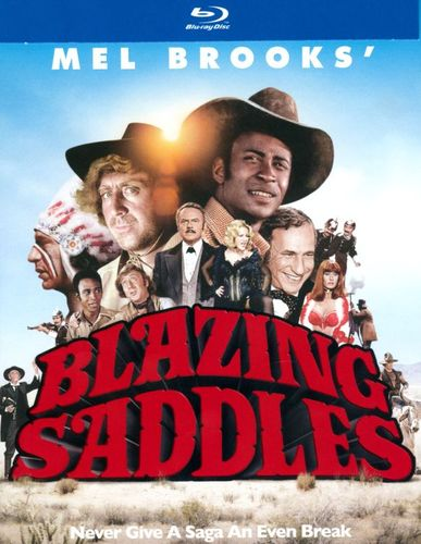 Blazing Saddles [40th Anniversary] [Blu-ray] [1974] 5747073