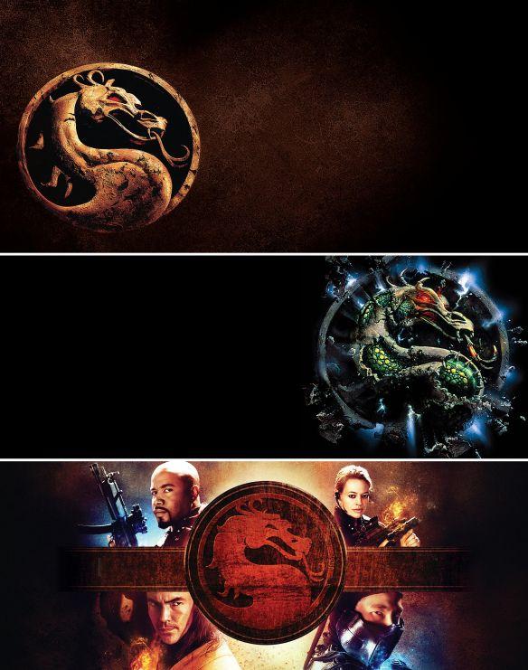 Mortal Kombat/Mortal Kombat: Annihilation/Mortal Kombat: Legacy [3 Discs] [Blu-ray] 5747082